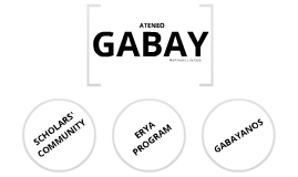 Miting de Avance (Gabay)