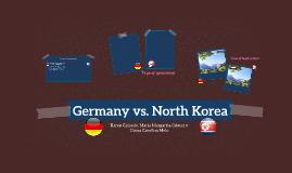 GERMANY   VS.   NORTH KOREA