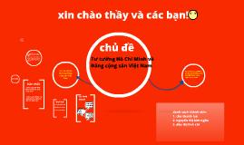 tư tưởng Hồ Chí Minh vê
