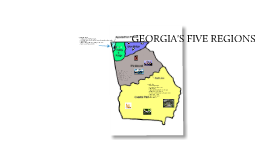 Copy of Georgia's Regions and Features