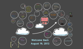 Welcome Back 2013-2014