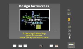 Design for Success-
