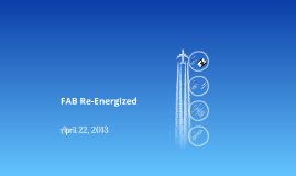 FAB Re-Energized