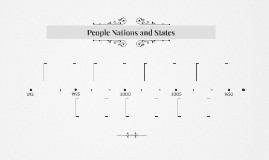People Nations and States