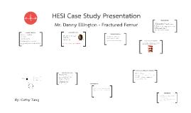 HESI Case Study Presentation