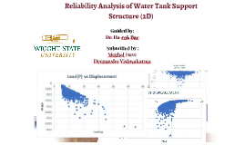 Reliability Analysis of Water Tank Support Structure (2D)