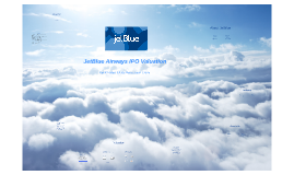 Case     Jetblue Airways IPO Valuation   Case    Jetblue Airways     Jetblue airways ipo shares  Rosetta stone the valuation case  case studies  in fina  cover letter internet marketing manager