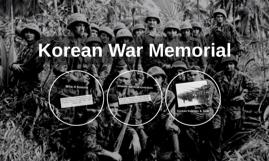 Korean War Memorial (DJ)