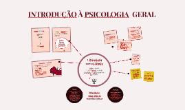 Psicologia Geral 1