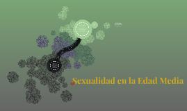 Sexualidad en la Edad Media