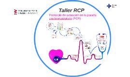 Taller RCP HOSPITAL DE LLIRIA