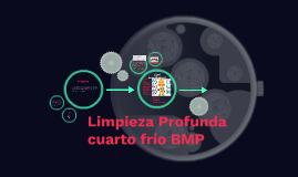 Limpieza quincenal BMP