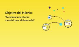 Objetivo del Milenio: