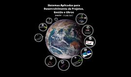 Sistemas Aplicados para Desenvolvimento de Projetos, Gestão e Obras