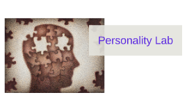 Personality Lab