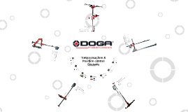 DOGA torque reaction and position control systems
