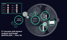 SYSTEM DESIGN FOR A
