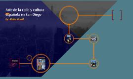 Arte de la calle y cultura española en San Diego