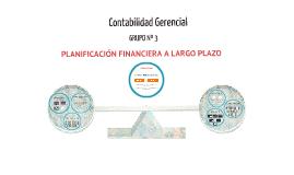 Planificacion financiera de largo plazo