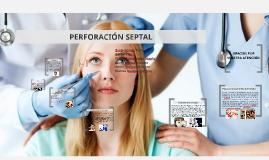 Perforación septal