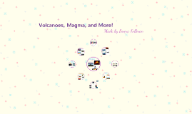 Volcanoes, Magma, and More!
