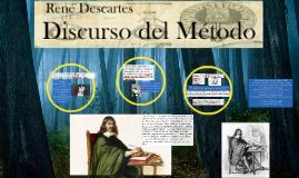 El discurso del método, René Descartes