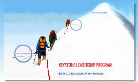 Keystone Leadership Program