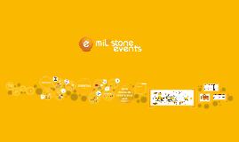 Copy of Milestone Events 2012
