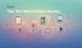 Top Ten Non-Fiction Books