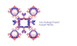 Copy of Cell Analogy Project
