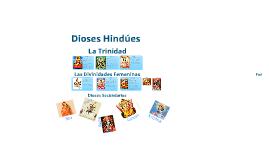 Dioses principales del hinduismo