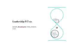 Leadership 171
