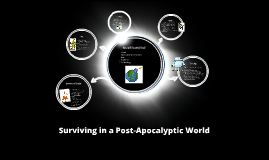 Surviving in a Post-Apocalyptic World