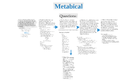 metabical case study summary Search results for 'metabical case solution' metabical case analysis (harvard case study) metabical case analysis introduction company csp is international healthcare company that develops, manufactures and markets products for treating metabolic disorders.