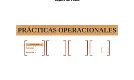 PRÁCTICAS OPERACIONALES