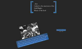 Music of Civil Rights