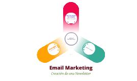 Email Marketing, creación de una Newsletter