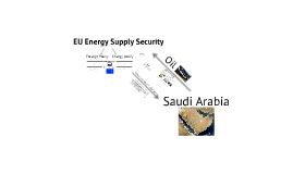 EU/SA Thesis Project Overview
