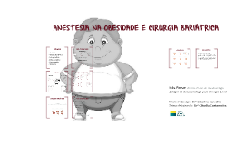 Implicacões anestésicas da Obesidade