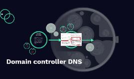 Domain controller DNS
