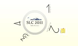 SLC 2011 - June 28, 2010 Meeting