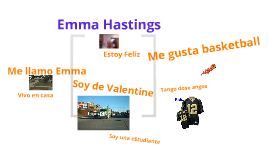 Poster about Emma