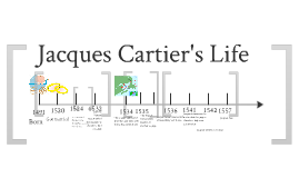 a biography of the life and times of jacques cartier Jacques cartier was the first european to describe and map the gulf of early life jacques cartier was born in 1491 in jacques cartier, short biography.