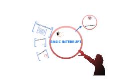 BASIC INTERRUPT