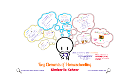 Working Copy of Key Elements of Homeschooling