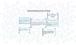 Global Humanities FAQs