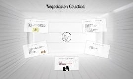 Negociación Colectiva