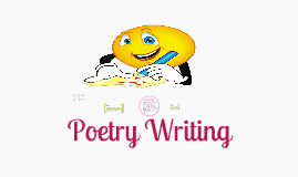 Tich Miller - Poetry writing