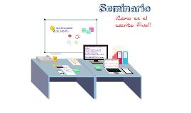 Copy of Secciones del Seminario Prezi
