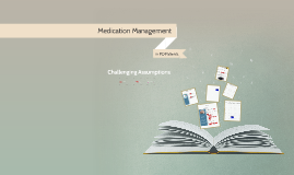 Medication Management in PD Patients